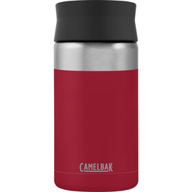 CamelBak Hot Cap Vacuum Insulated Stainless Bottle 300ml cardinal